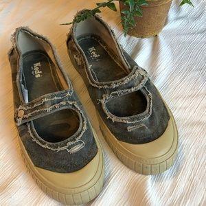 Keds Mary Jane Style Slip On Sneaker